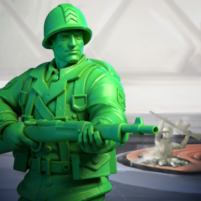 Army Men Strike Beta 3.65.1 APK Mod
