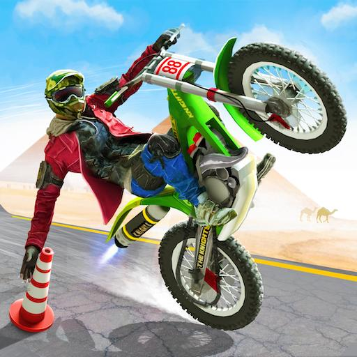 Bike Stunt 2 Bike Racing Game – Offline Games 2021  1.34 APK Mod
