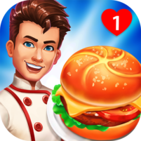 Cooking Crush New Free Cooking Games Madness  1.5.2 APK Mod