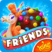 Candy Crush Friends Saga  1.37.4 APK Mod