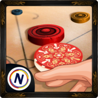 Carrom Clash  Realtime Multiplayer Free Board Game1.30 APK Mod