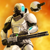 CyberSphere: TPS Online Action-Shooting Game  2.23.64 APK Mod