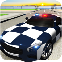 Extreme police GT car driving simulator 1.2 APK Mod