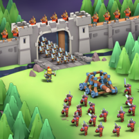 Game of Warriors 1.4.2  APK Mod