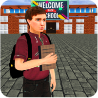 High School Education Adventure  APK 8.8
