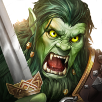 Legendary Game of Heroes: Match-3 RPG Puzzle Quest 3.7.9 APK Mod