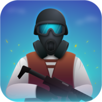Mental Gun 3D: Pixel FPS Shooter   APK Mod 0.2.66