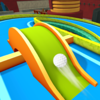 Mini Golf 3D City Stars Arcade – Multiplayer Rival  25.6 APK Mod