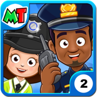 My Town : Police 2.94 Pretend games for Kids  APK Mod