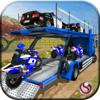 OffRoad Police Transport Truck Driving Games 3.0 APK Mod