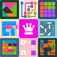 Puzzledom classic puzzles all in one  8.0.3 APK Mod