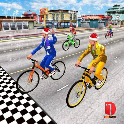 Real Bike Cycle Racing 3D: Bicycle Games 1.18 APK Mod