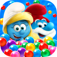 Smurfs Bubble Shooter Story   APK Mod 3.03.040105