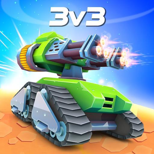 Tanks A Lot! – Realtime Multiplayer Battle 2.58 Arena  APK