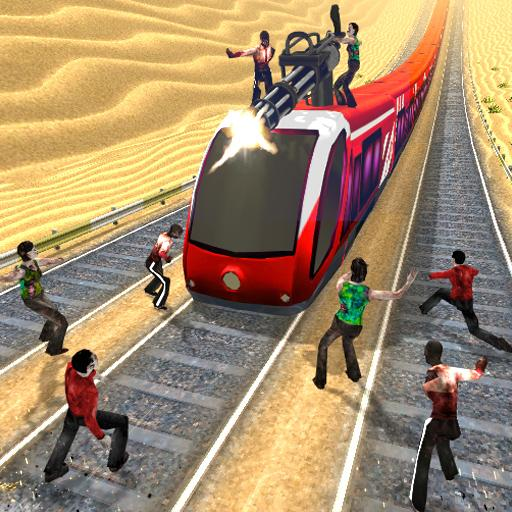 Train shooting – Zombie War 4.0 APK Mod