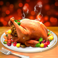 Turkey Roast – Holiday Family Dinner Cooking  APK Mod1.0.4