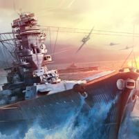 WARSHIP BATTLE 3D World War II  3.3.0 APK Mod