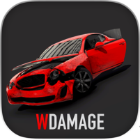 WDAMAGE: Car Crash Engine 85 APK Mod