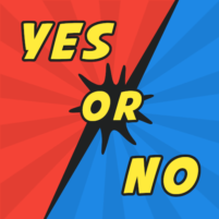 Yes Or No – Funny Ask and Answer Questions game  APK 4.9.5