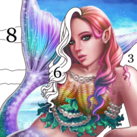 Art Coloring Coloring Book & Color By Number  2.17.0 APK Mod