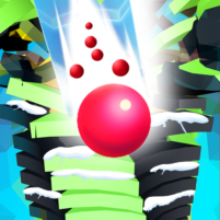 Ball Run Stack – 5 Ball Game Stack Hit Helix in 1  APK Mod 38