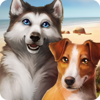 Dog Hotel – Play with dogs and manage the kennels 2.1.6 APK Mod