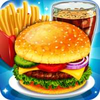 Fast Food  Cooking and Restaurant Game  APK Mod1.1