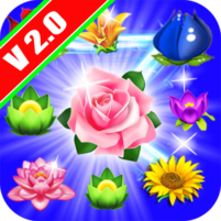 Flowers Sweet Connect – Match 3 Game 1.4.7 APK Mod
