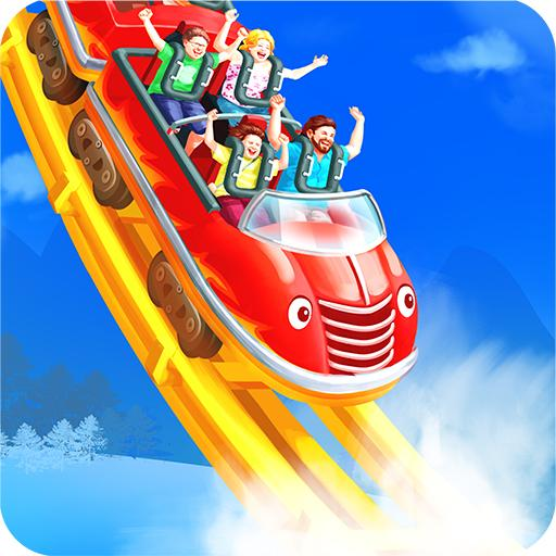 Funscapes: A Theme Park Game with Match 3 Puzzle  APK Mod 0.1.55