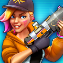 Heroes of War – Fun FPS action game w/ PvP shooter  APK 1.8.1