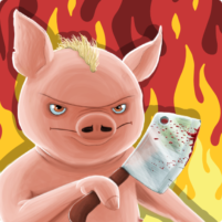 Iron Snout – Fighting Game 1.1.30 APK Mod
