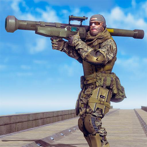 Modern Flag Forces New Shooting Games 2020  APK 1.51