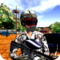 PaintBall Combat  Multiplayer  APK Mod1.40.14