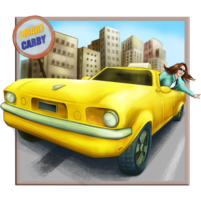 Smart Cabby – Taxi Driving Game with Traffic1.2.4.8   APK Mod
