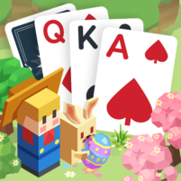 Solitaire Farm Village – Card Collection   APK Mod 1.8.7