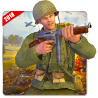 Call Of Courage : WW2 FPS Action Game  APK Mod 1.0.18