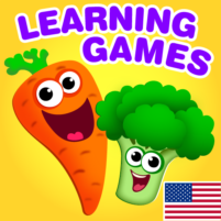 Funny Food educational games for kids toddlers  APK Mod 2.1.0.14