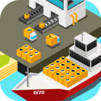Idle Industry World 3D  APK Mod 1.0.0