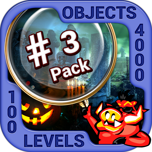 Pack 3 – 10 in 1 Hidden Object Games by PlayHOG  APK Mod 88.8.8.8