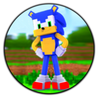 Run Craft Sonic Pack For MCPE  APK Mod 0.1