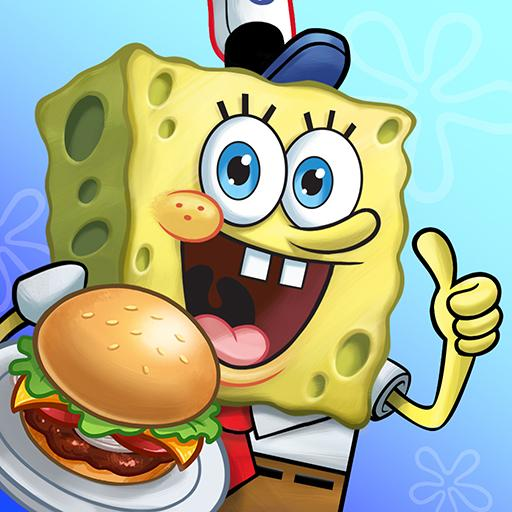 Spongebob: Krusty Cook-Off  1.0.36 APK Mod