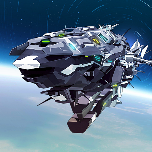 Iron Space: Real-time Spaceship Team Battles  APK Mod