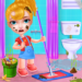 Keep Your House Clean Girls Home Cleanup Game  1.2.61 APK Mod