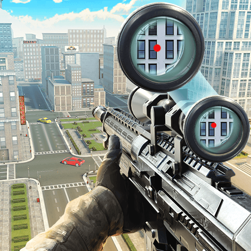 New Sniper Shooter: Free offline 3D shooting games APK Mod ...