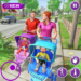 Virtual Mother New Baby Twins Family Simulator  APK Mod 2.1.6