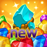 Jewels fantasy:  Easy and funny puzzle game  APK Mod 1.7.1