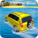 Water Surfer Jeep Cars Race on Miami Beach  APK Mod 1.5