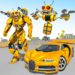 Bee Robot Car Transformation Game: Robot Car Games  APK Mod 2.23