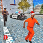 Drive Police Car Gangsters Chase : 2021 Free Games  2.0.08 APK Mod