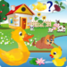 Well-fed farm (for kids)  APK Mod 1.5.8